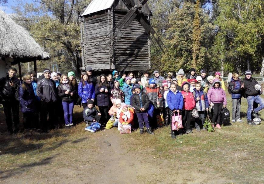 Ученики 14 школы города Белозерское приняли участие в выездной экскурсии по изучению родного края, фото-12