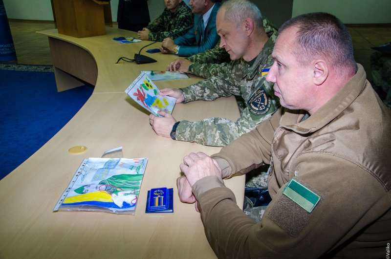 Глава области вручил награды защитникам Украины (ФОТО) (фото) - фото 1