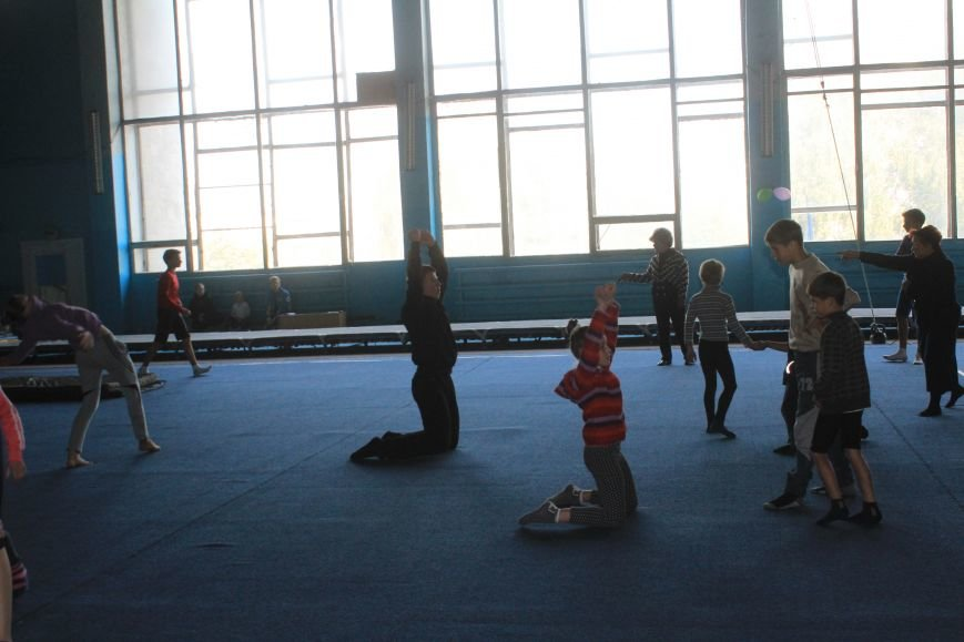 В Днепродзержинске начался чемпионат области по спортивной акробатике, фото-8