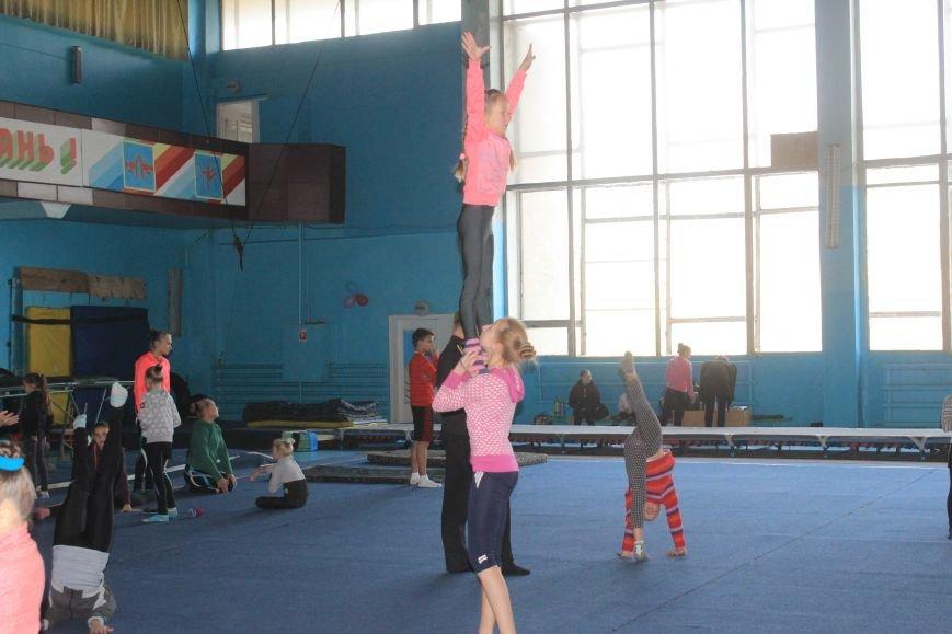 В Днепродзержинске начался чемпионат области по спортивной акробатике, фото-11