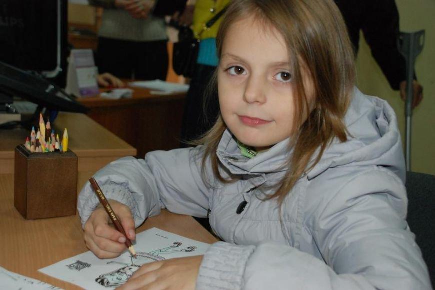 В кременчугском ЦПАУ открылся уголок для самых маленьких его посетителей (ФОТО), фото-1