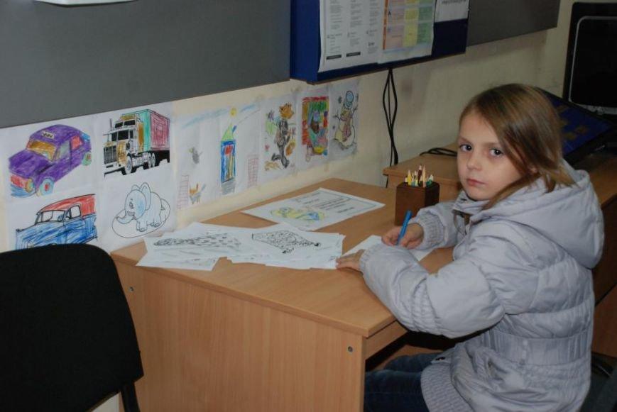 В кременчугском ЦПАУ открылся уголок для самых маленьких его посетителей (ФОТО), фото-4