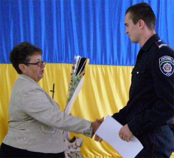 На Кіровоградщині правоохоронців-учасників АТО нагородили з нагоди свята (фото) - фото 1