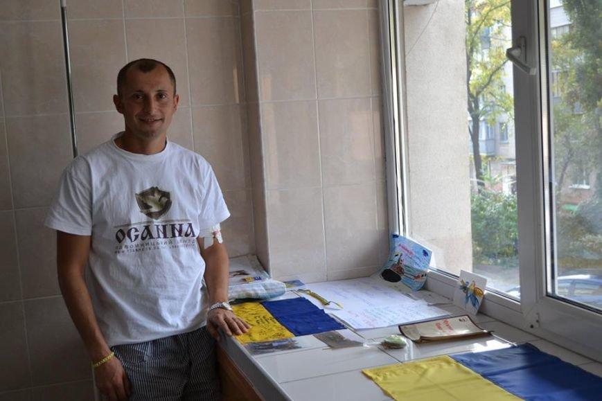 Главврач больницы Мечникова опубликовал письмо с благодарностью от чудом выжившего солдата, фото-2
