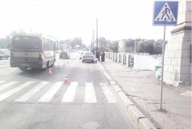 В Харькове автомобилист сбил мать с ее двухлетней дочкой (ФОТО) (фото) - фото 1