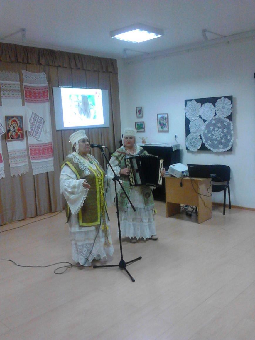Фоторепортаж. Концерт, посвященный Дню Матери, в Полоцком районном центре ремесел, фото-1
