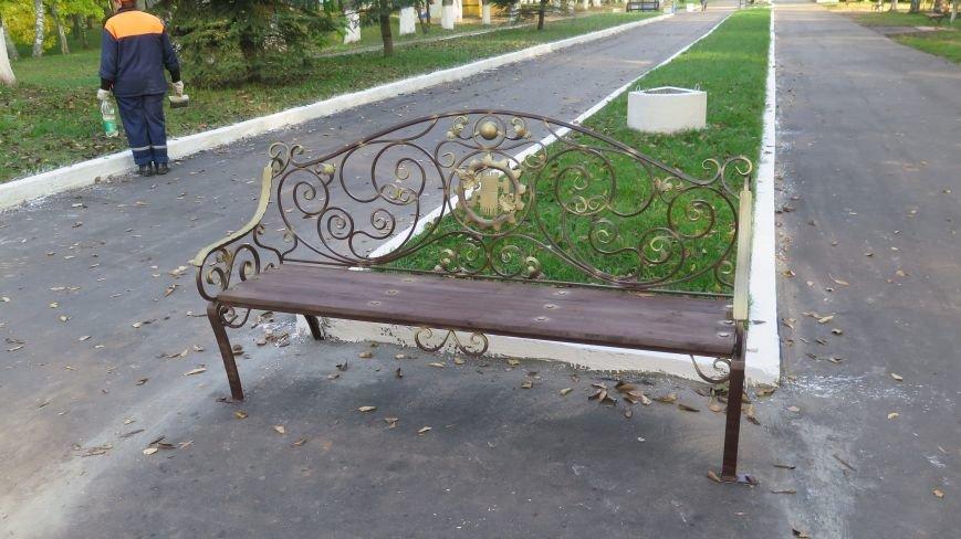 В Новополоцке подвели итоги конкурса на лучшую скамейку, фото-4