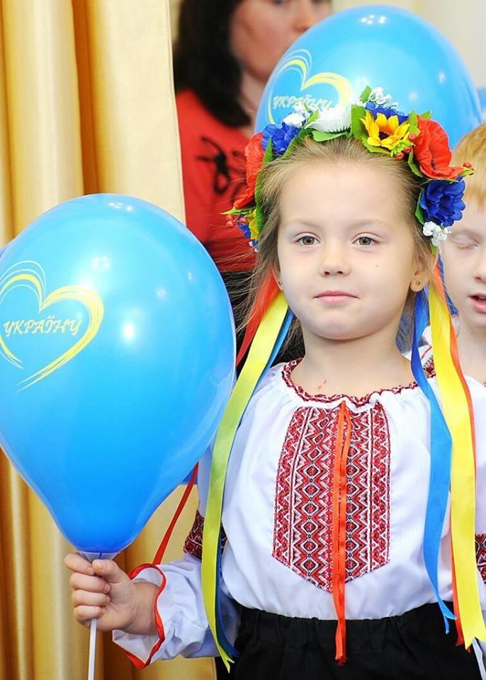 В Одессе малыши-патриоты по-своему отметили День защитника Украины (ФОТО) (фото) - фото 1