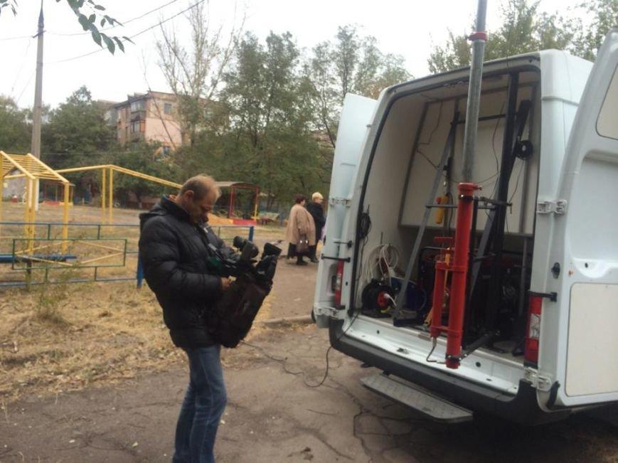 Мариупольцам показали передвижную лабораторию и после дождя замерили воздух (ФОТО, Видео), фото-6