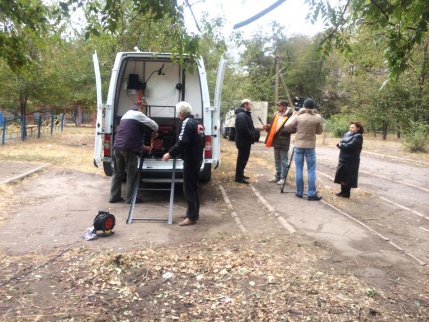 Мариупольцам показали передвижную лабораторию и после дождя замерили воздух (ФОТО, Видео), фото-8