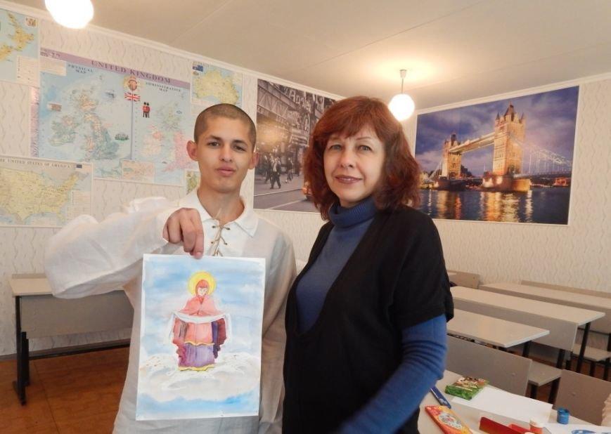 День защитника Украины в Кременчугской воспитательной колонии (фото) - фото 5