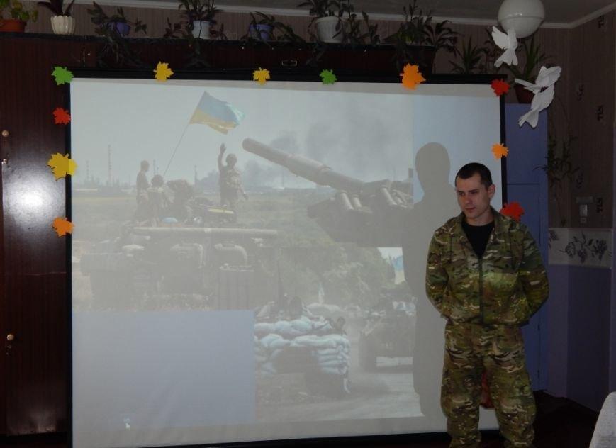 День защитника Украины в Кременчугской воспитательной колонии (фото) - фото 2