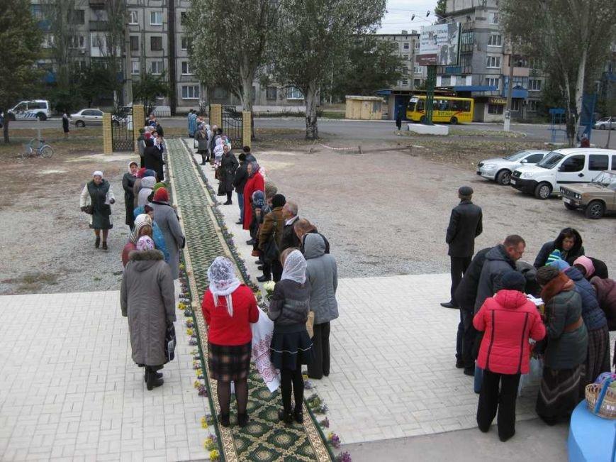 Свято-Покровский храм г. Доброполья отметил свой престольный праздник (ФОТО), фото-7