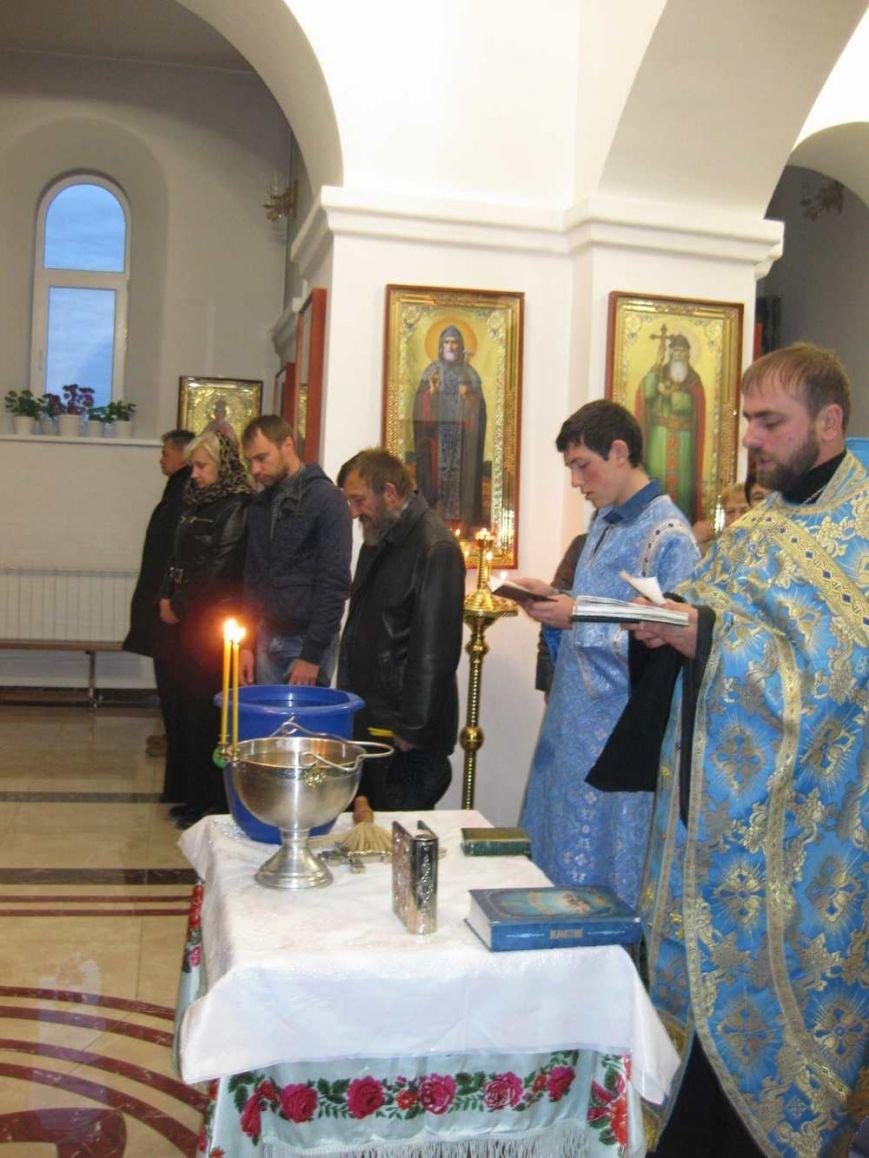 Свято-Покровский храм г. Доброполья отметил свой престольный праздник (ФОТО), фото-2