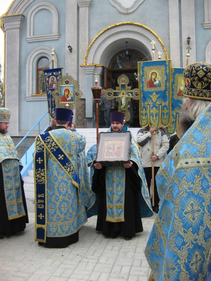 Свято-Покровский храм г. Доброполья отметил свой престольный праздник (ФОТО), фото-21