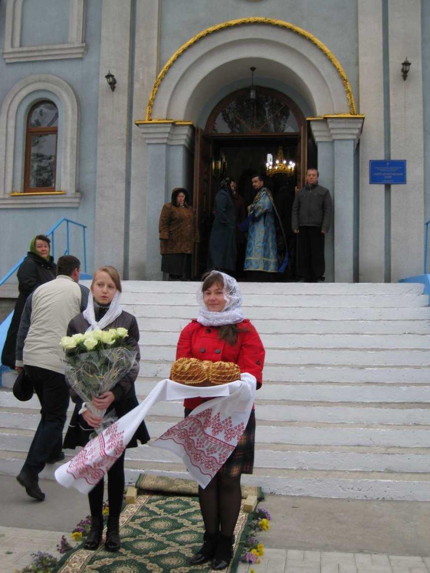 Свято-Покровский храм г. Доброполья отметил свой престольный праздник (ФОТО), фото-5