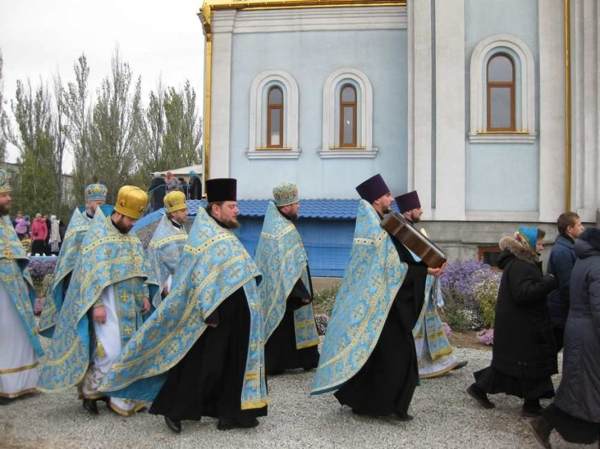 Свято-Покровский храм г. Доброполья отметил свой престольный праздник (ФОТО), фото-17