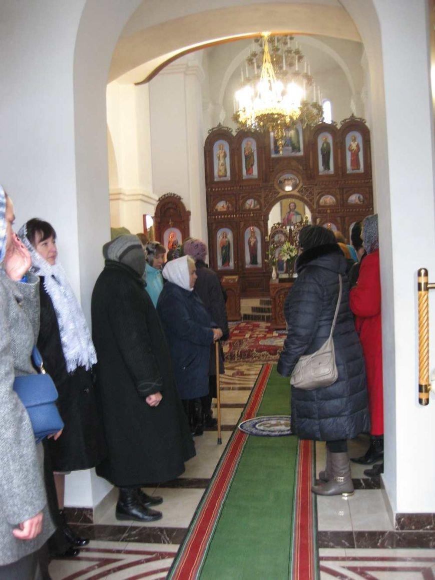 Свято-Покровский храм г. Доброполья отметил свой престольный праздник (ФОТО), фото-6