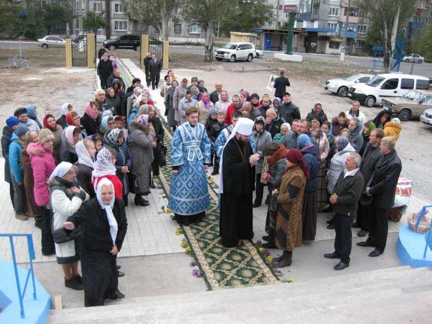 Свято-Покровский храм г. Доброполья отметил свой престольный праздник (ФОТО), фото-11