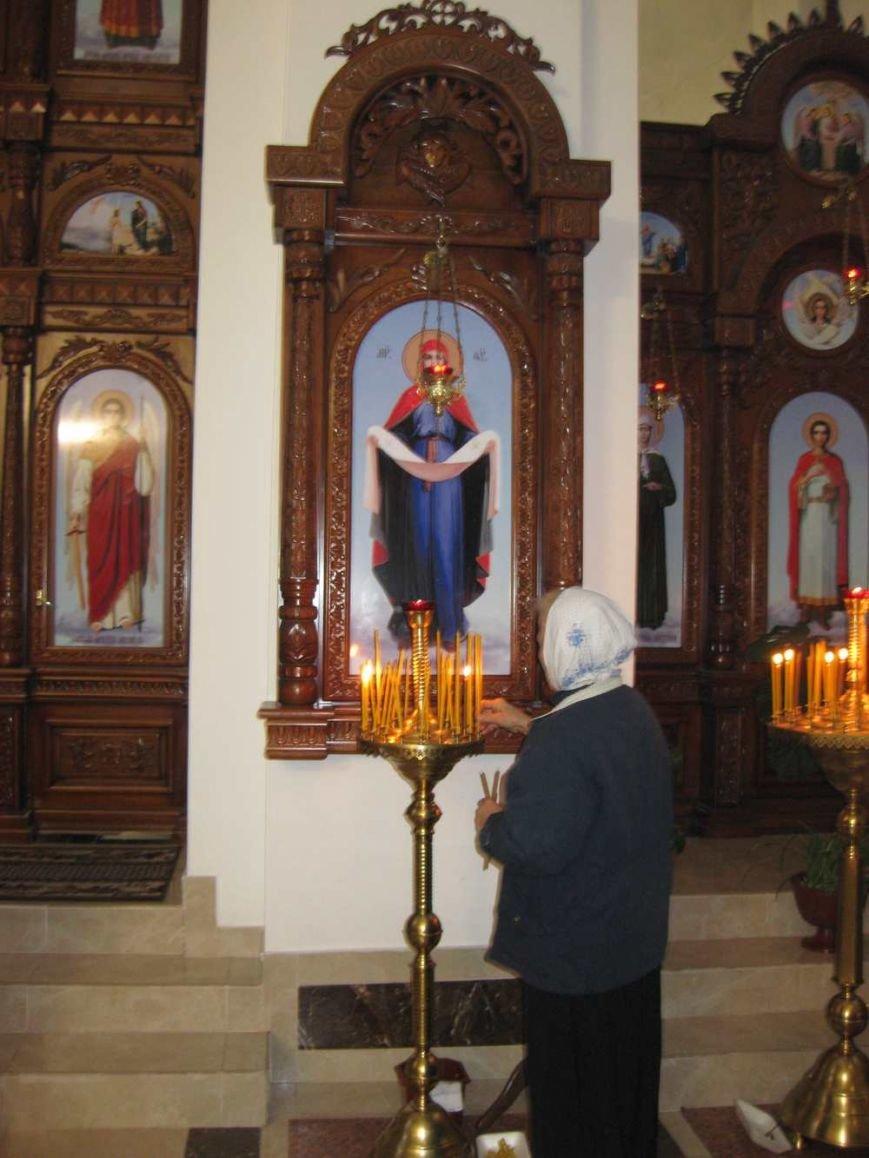 Свято-Покровский храм г. Доброполья отметил свой престольный праздник (ФОТО), фото-3