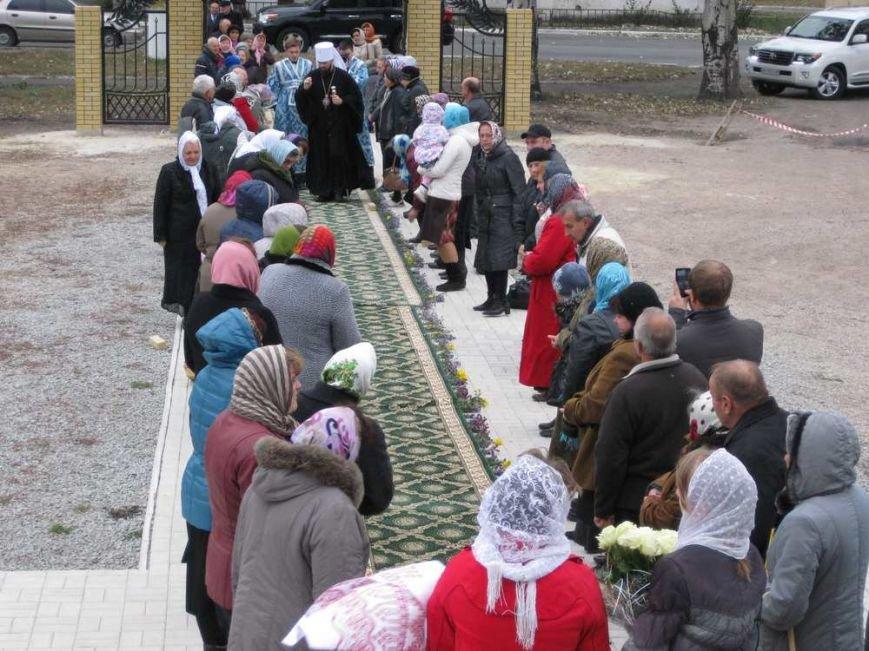Свято-Покровский храм г. Доброполья отметил свой престольный праздник (ФОТО), фото-8