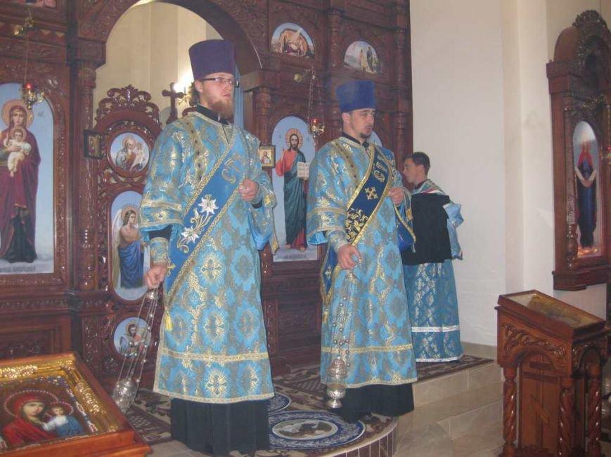 Свято-Покровский храм г. Доброполья отметил свой престольный праздник (ФОТО), фото-14