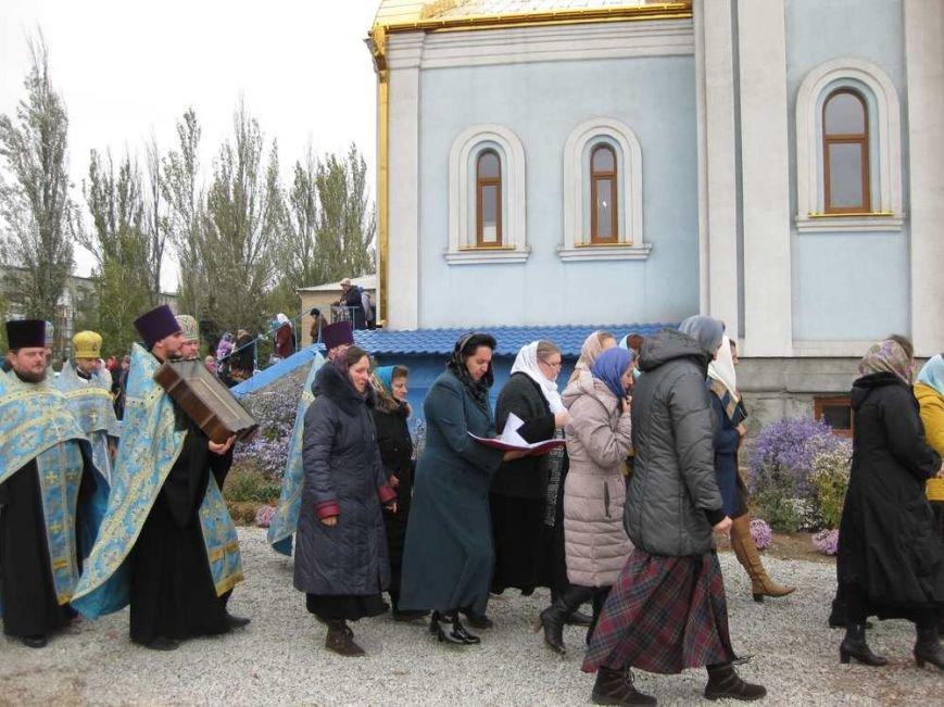 Свято-Покровский храм г. Доброполья отметил свой престольный праздник (ФОТО), фото-16