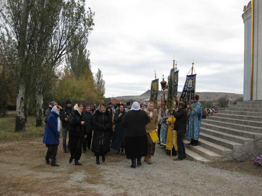 Свято-Покровский храм г. Доброполья отметил свой престольный праздник (ФОТО), фото-19