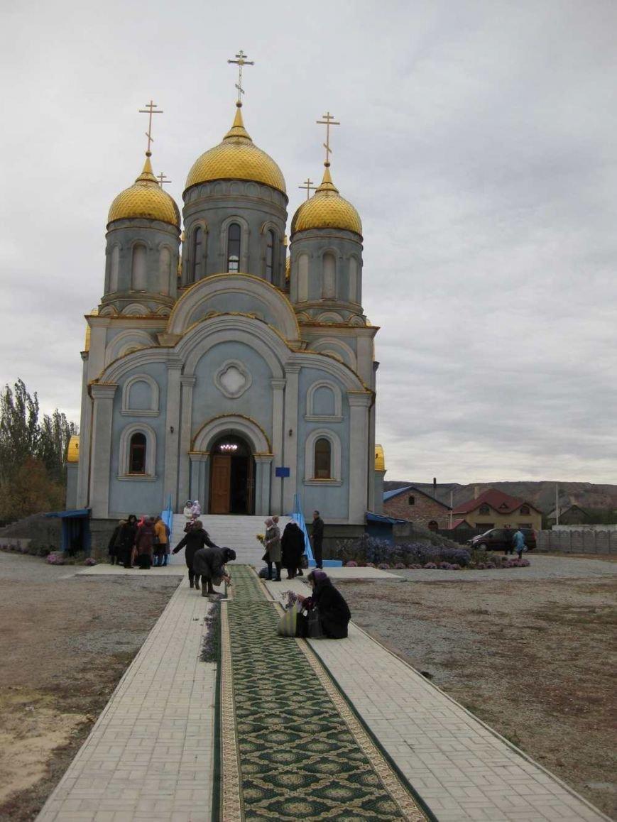 Свято-Покровский храм г. Доброполья отметил свой престольный праздник (ФОТО), фото-4