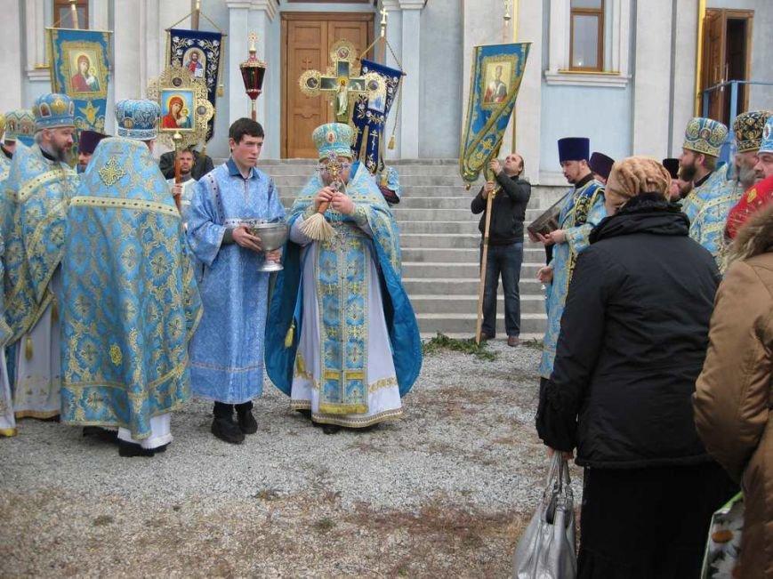 Свято-Покровский храм г. Доброполья отметил свой престольный праздник (ФОТО), фото-18