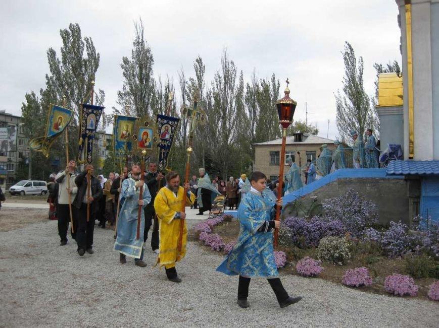 Свято-Покровский храм г. Доброполья отметил свой престольный праздник (ФОТО), фото-15