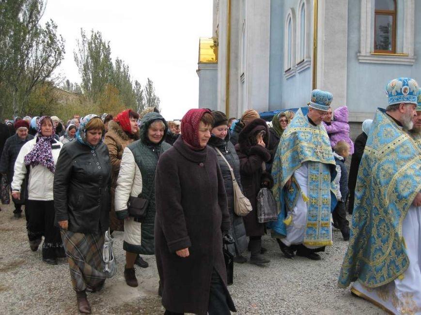 Свято-Покровский храм г. Доброполья отметил свой престольный праздник (ФОТО), фото-20