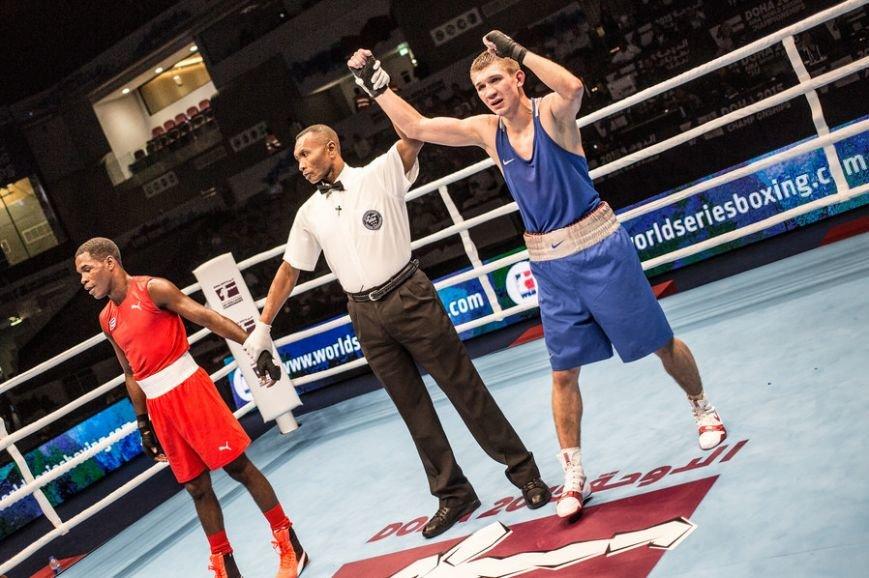 Белгородцы Евгений Тищенко и Виталий Дунайцев стали чемпионами мира по боксу, фото-1