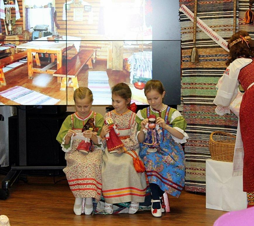Жители Коми смогут увидеть эксклюзивных кукол в финно-угорских нарядах, фото-2