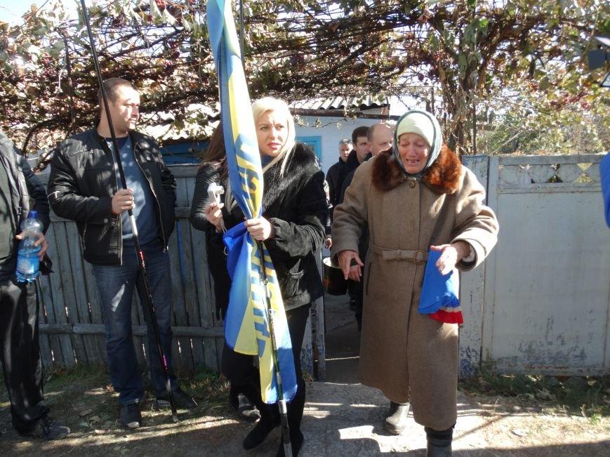 «Прості люди» з Полтави пішли на Київ (фото) - фото 1