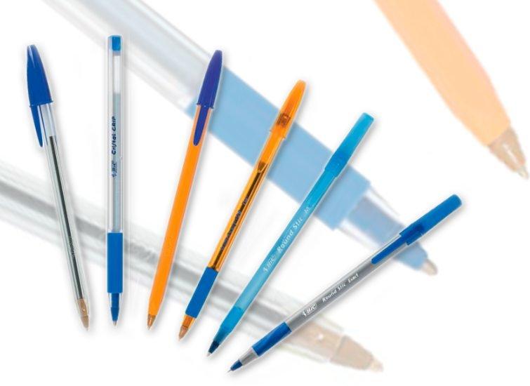 Розетка объявила скидки на экономичные наборы ручек BIC, фото-1