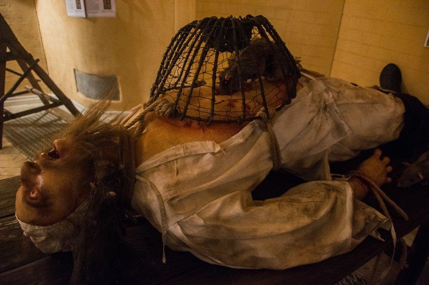 Киевлянам показали ужасы средневековых пыток (ФОТО), фото-4