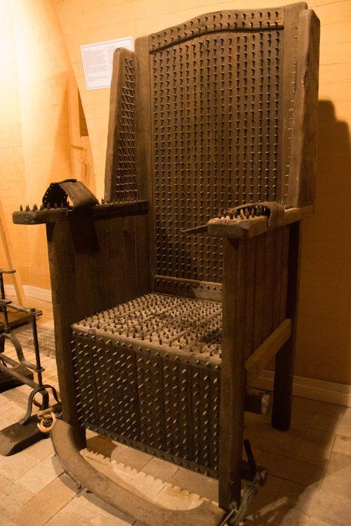 Киевлянам показали ужасы средневековых пыток (ФОТО), фото-13