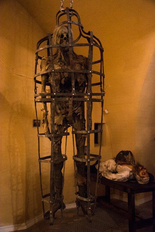 Киевлянам показали ужасы средневековых пыток (ФОТО), фото-14