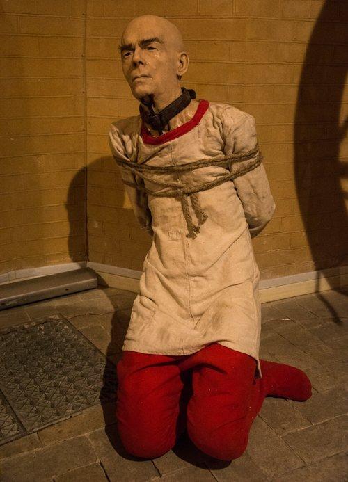 Киевлянам показали ужасы средневековых пыток (ФОТО), фото-10