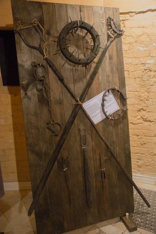 Киевлянам показали ужасы средневековых пыток (ФОТО), фото-6