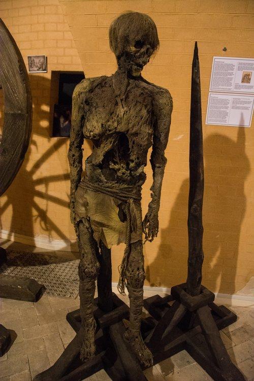 Киевлянам показали ужасы средневековых пыток (ФОТО), фото-7