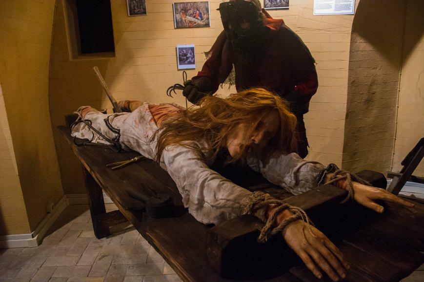 Киевлянам показали ужасы средневековых пыток (ФОТО), фото-15