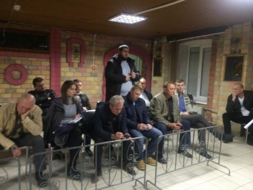 В Мариуполе после 8 часов заседания заблокирована работа территориальной комиссии (ФОТО, Видео), фото-6