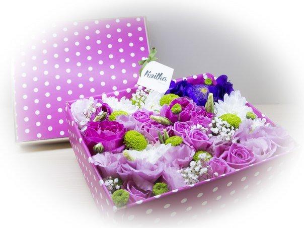 Цветы для шефа! Праздничная доставка цветов и подарков от Kvitka Gifts Lab (фото) - фото 2