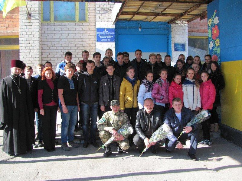 Как Кривой Рог и Днепропетровщина отметили День защитника Украины (ФОТО) (фото) - фото 5