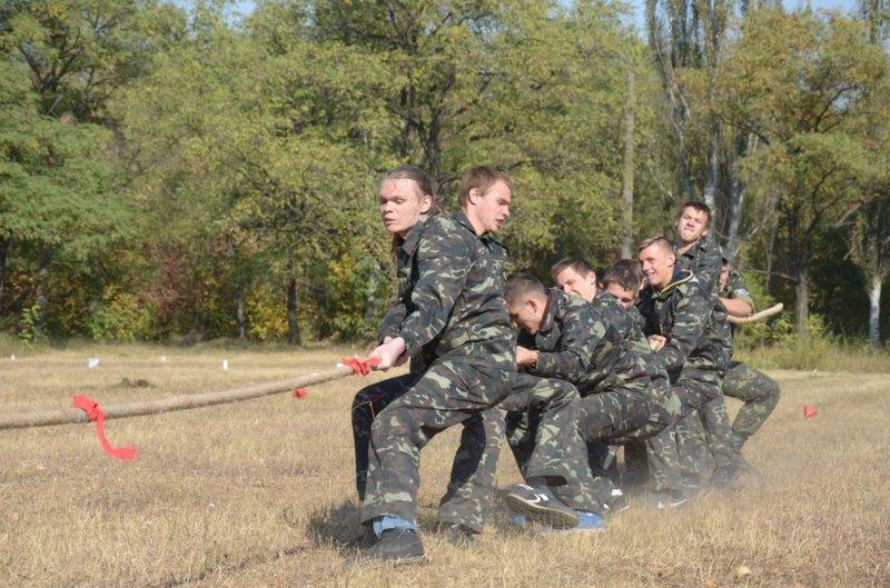 Как Кривой Рог и Днепропетровщина отметили День защитника Украины (ФОТО) (фото) - фото 1