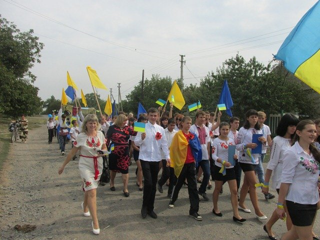 Как Кривой Рог и Днепропетровщина отметили День защитника Украины (ФОТО) (фото) - фото 6