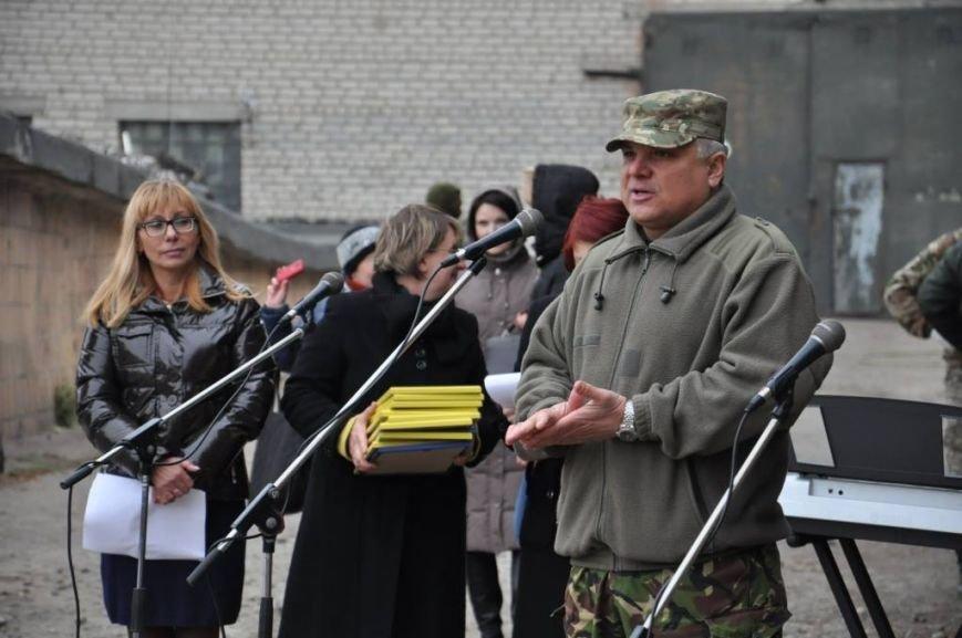 День защитника Украины в Авдеевке (ФОТО), фото-1