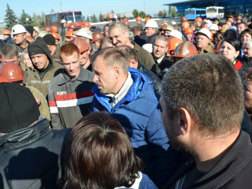 Представители СБУ и прокуратуры приехали на «Краснолиманскую» для проверки документации (фото) - фото 3